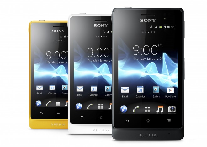 Xperia Go