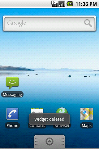 Widgets Android