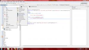 Flex open window example